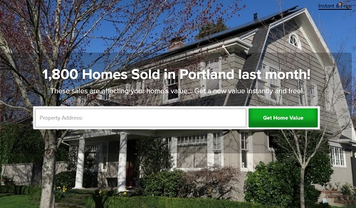 Your Portland Home Value Report